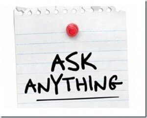 Ask Me Anything!