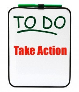 Make money today. Take action.