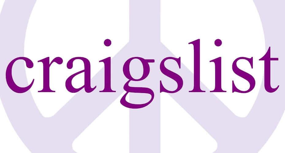 Craigslist is brilliant for making money online