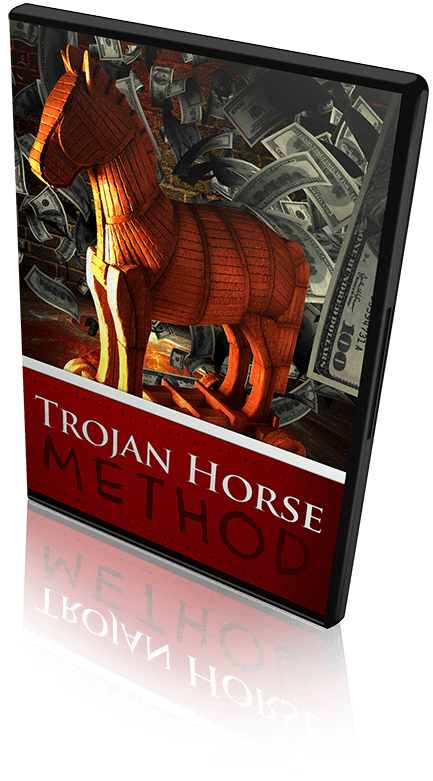 Trojan Horse Method DVD eCover