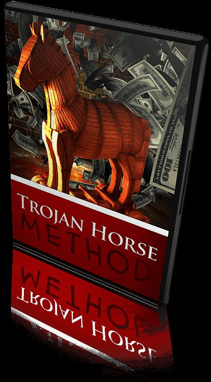 Trojan Horse Method DVD eCover