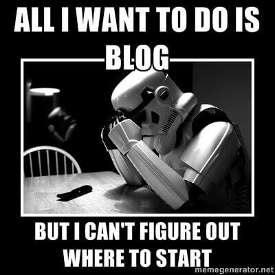 Image result for blog + meme