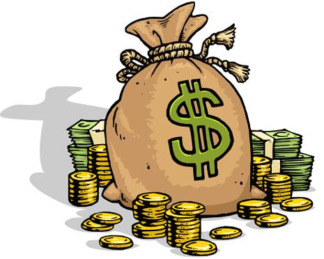 cartoon-money-bag-454056