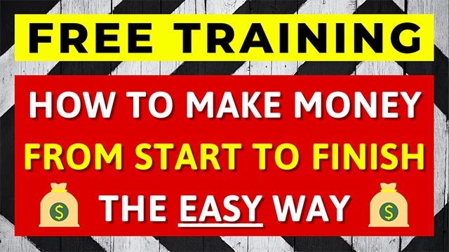 A free training series where I take you by the hand and walk you step by step on how to make a full time income online from home with a WordPress blog in just 48 hours.