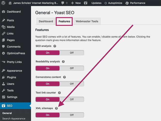 كيفية إرسال ملف Sitemap بمشرفي المواقع