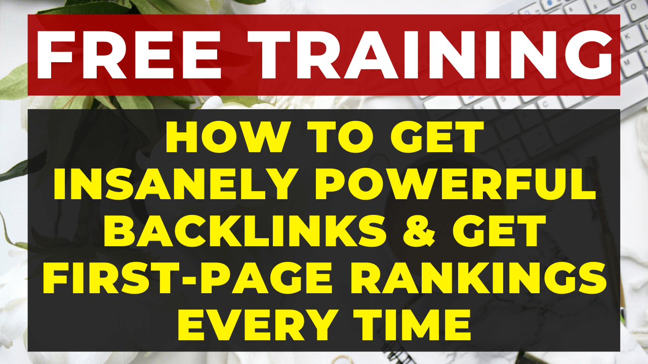Backlink Strategy That Works Amp Gets First Page Rankings