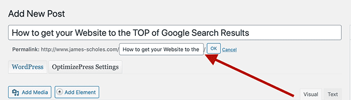 How to your website on first-page on Google search engine