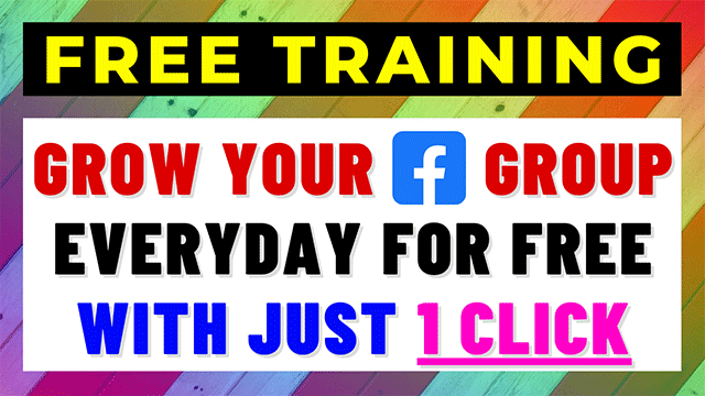 How to add 1000+ members to your Facebook group every day for free with one click guide