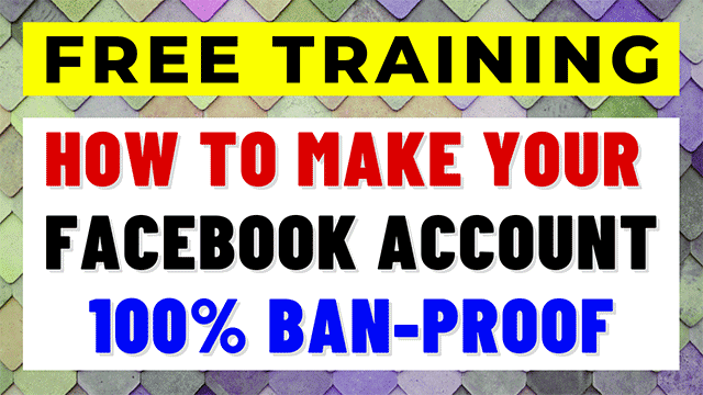 How to Create & Warm Up Fake Facebook Account Without Being Blocked Guide